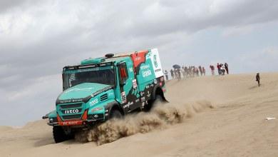 Photo of Camiones: Federico Villagra nuevo escolta de Eduard Nikolaev