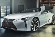Photo of Lexus LC Convertible Concept: Belleza oriental