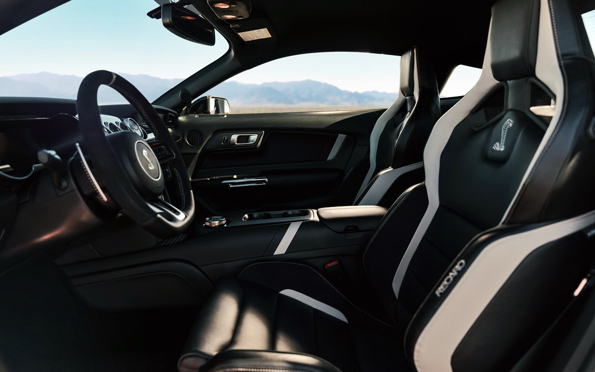 Nuevo Mustang Shelby GT500: El más potente de la historia