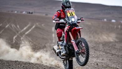 Photo of Motos: Ricky Brabec nuevo líder