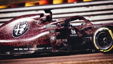 Photo of El Alfa Romeo Racing en acción