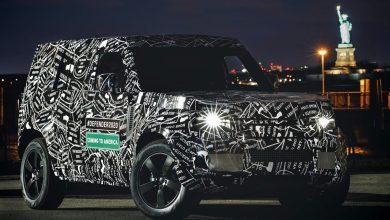 Photo of El nuevo Land Rover Defender se pone a prueba