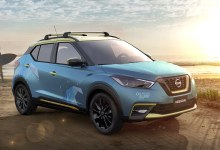 Photo of Un Nissan Kicks especial para los surfistas