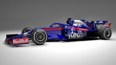 Photo of Toro Rosso STR14: Casi una copia de Red Bull