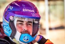Photo of ¿Fernando Alonso se entrena para correr en el Dakar 2020?