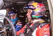 Photo of ¿Fernando Alonso se prueba para el Dakar 2020?