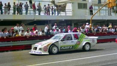 Photo of Antes del Súper TC2000, el TC también quiso ser turbo