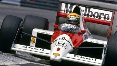 Photo of Ayrton Senna y una campaña brillante