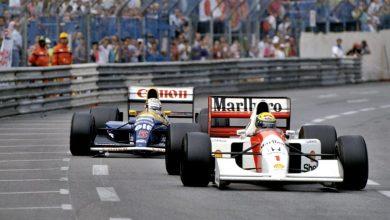 Photo of GP de Mónaco: La épica batalla entre Ayrton Senna y Nigel Mansell