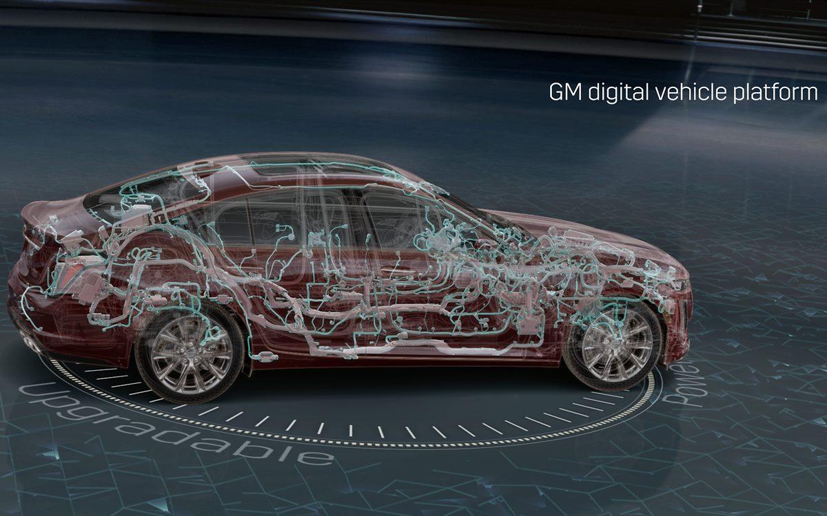 GM presentó su nueva arquitectura electrónica vehicular