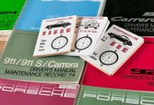 Photo of Porsche reimprime los manuales de sus modelos clásicos