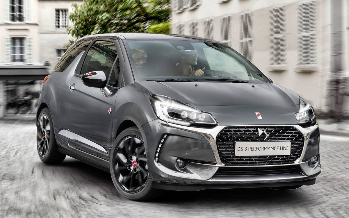 DS 3 Performance Line: Distinción y espíritu de GT