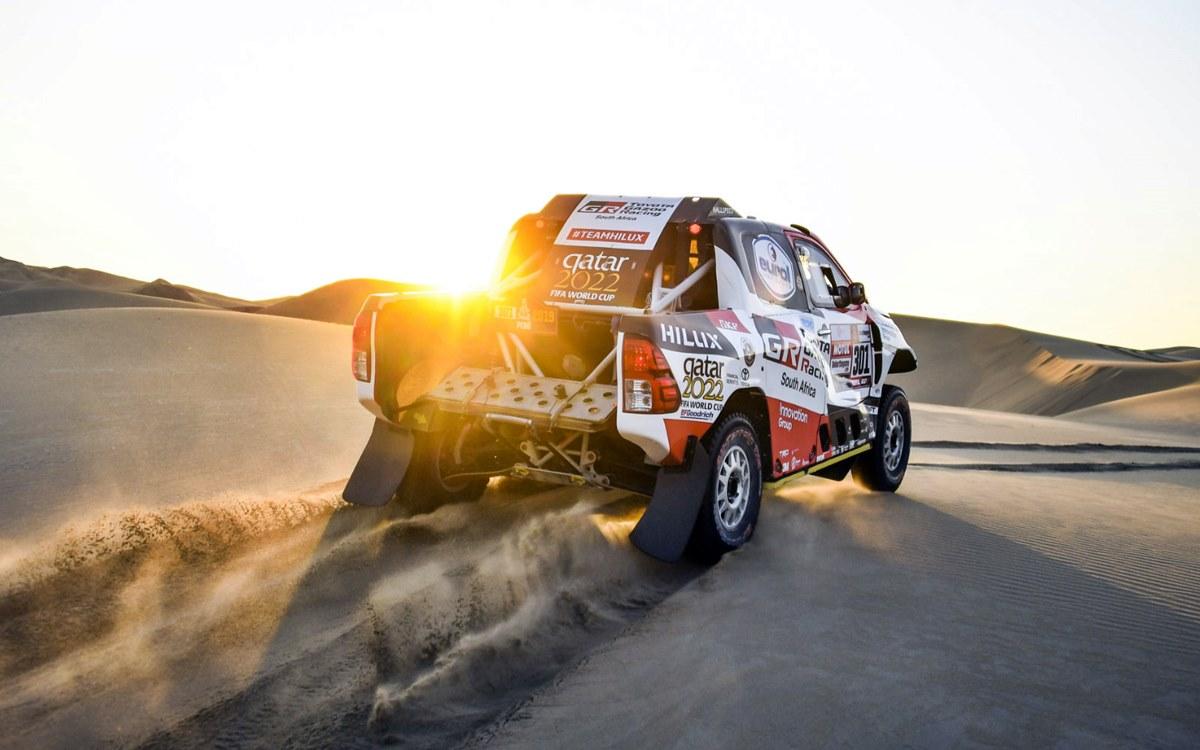El Dakar 2020 pasó por Buenos Aires