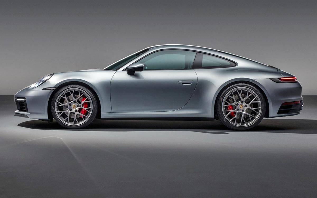 El nuevo Porsche 911 ya está en la Argentina