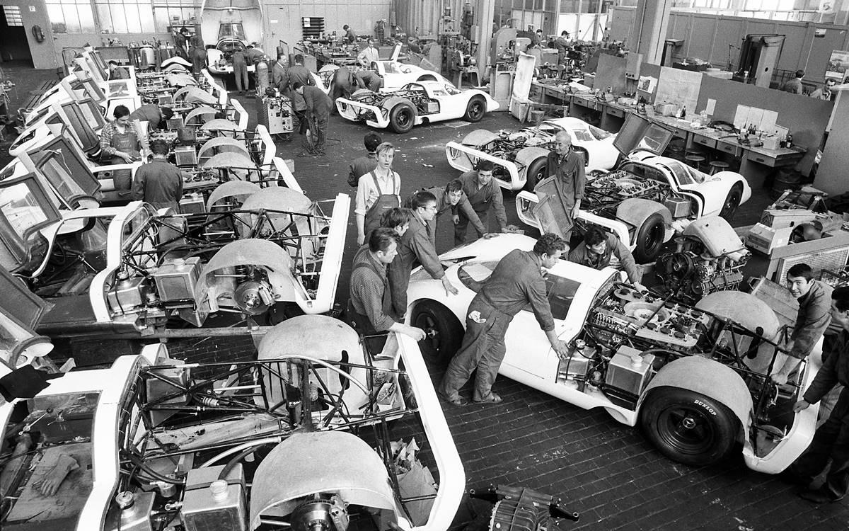 Porsche 917: Nacido para ganar