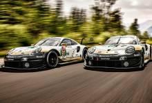 Photo of 24 Horas de Le Mans: Porsche con decoración especial