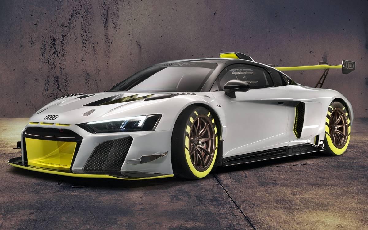 Audi R8 LMS GT2: Inspirado en los gentleman drivers
