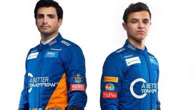 McLaren confirmó la continuidad de Carlos Sainz y Lando Norris