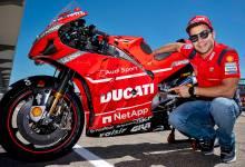 Photo of Danilo Petrucci sigue con Ducati