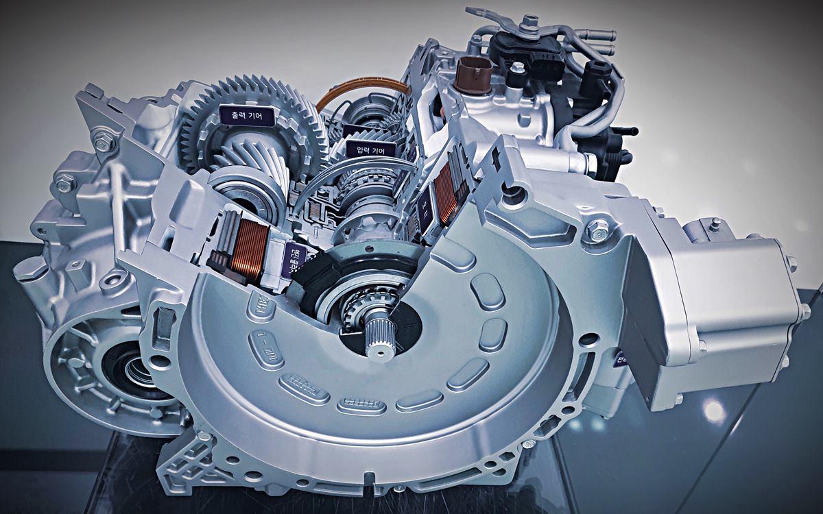 Hyundai desarrolla el primer Control Activo de Cambios para híbridos