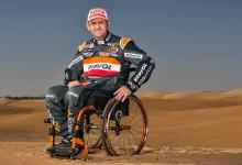 Photo of Isidre Esteve le apunta al Dakar 2020