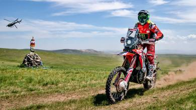 Silk Way Rally: Kevin Benavides gana en el ingreso a Mongolia