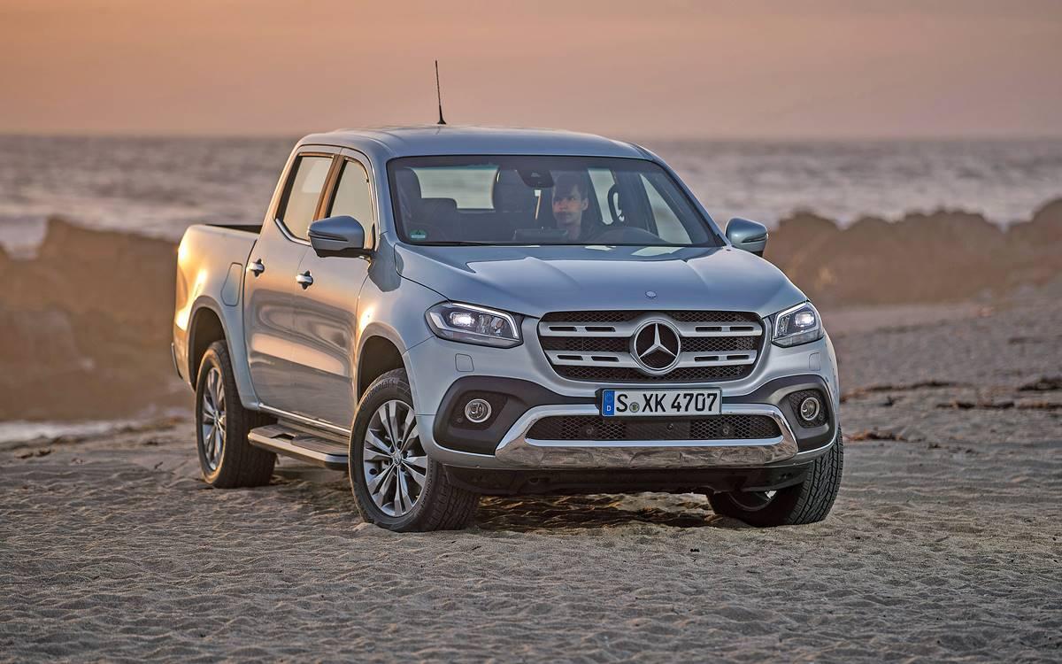 Mercedes-Benz Clase X: El fracaso en las ventas determinó su fin