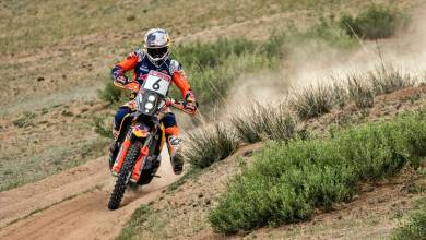 Silk Way Rally: Sam Sunderland toma distancia sobre los Benavides