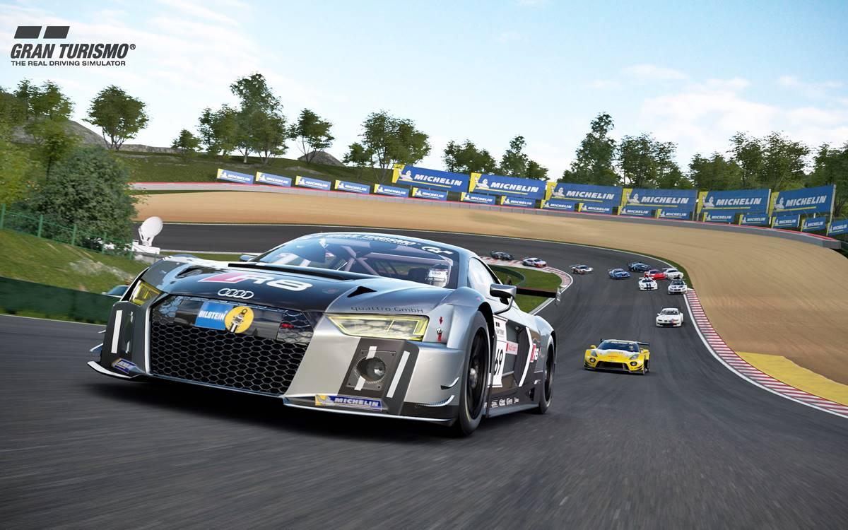 Michelin, proveedor oficial de neumáticos del Gran Turismo