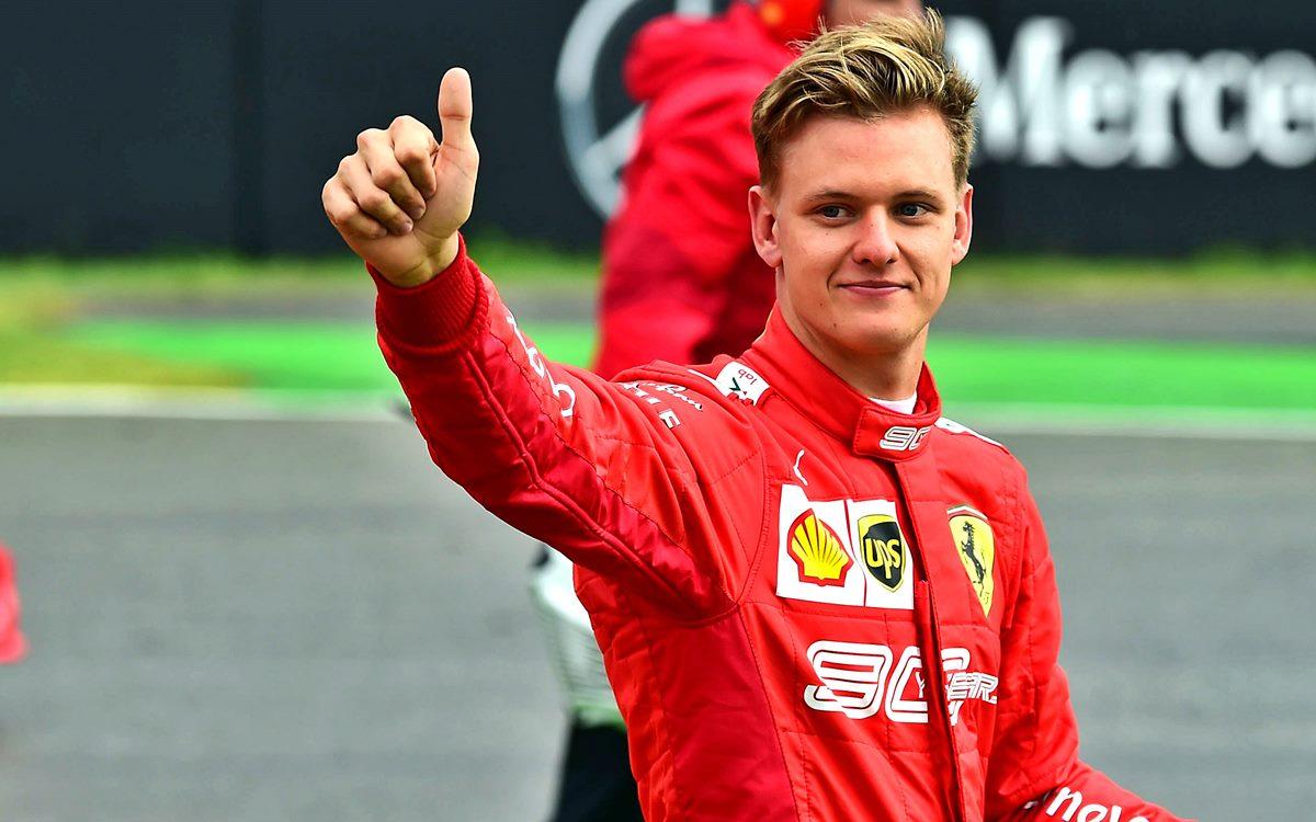 """Mick Schumacher: """"No sé si la F.1 será dentro de un año o dos"""""""