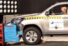 Photo of Toyota Hilux y SW4: Máxima calificación en las pruebas Latin NCAP