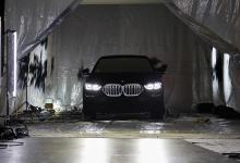 Photo of Un BMW X6 súper negro
