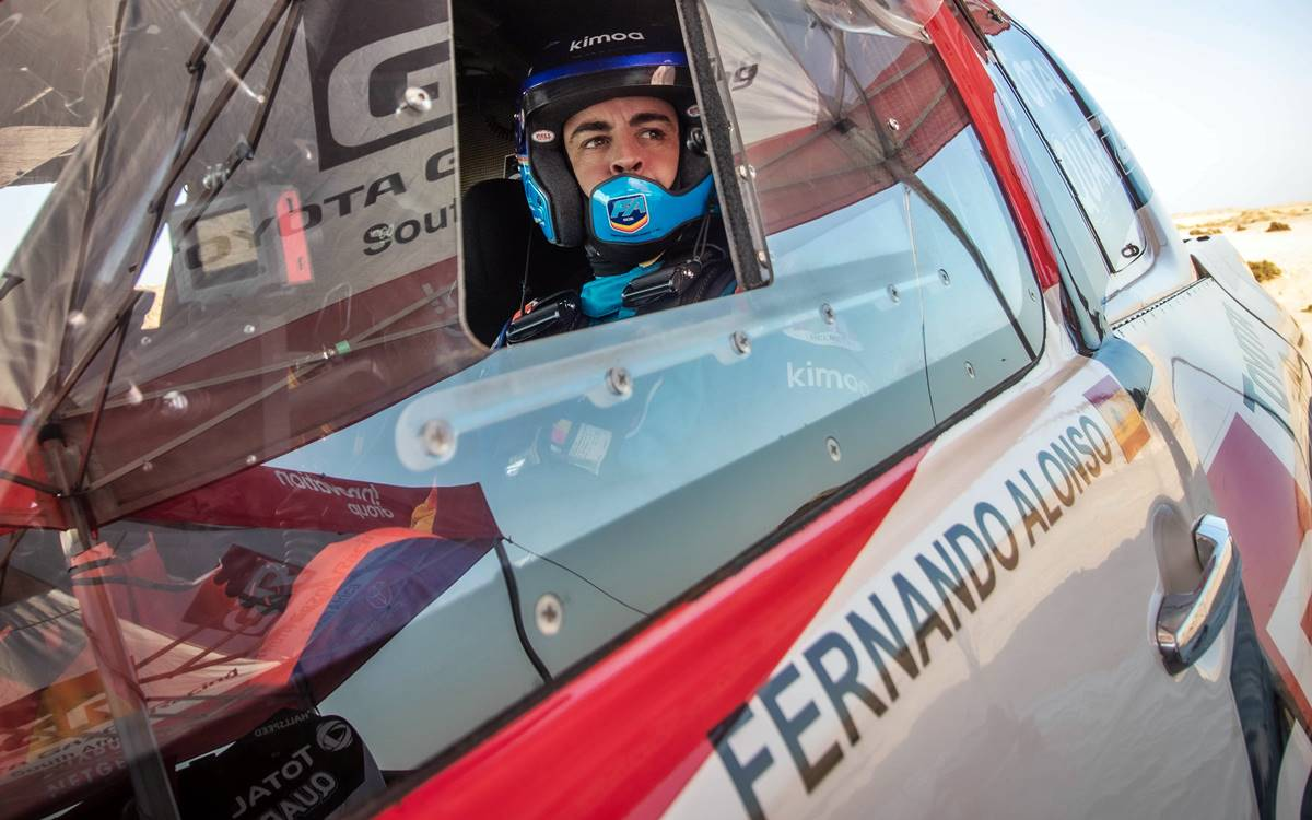 "Fernando Alonso: ""No tengo planes a corto plazo para volver a la F.1"""