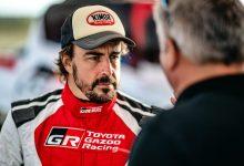 """Photo of Fernando Alonso: """"Correr el Dakar es parte del intentar hacer cosas que parecen imposibles"""""""