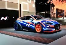 Photo of Hyundai Veloster N ETCR: El primer auto de carreras eléctrico de la marca coreana