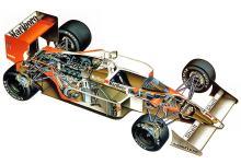 Photo of McLaren MP4/4-Honda: Un campeón imbatible
