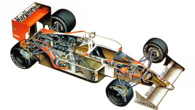 Photo of McLaren MP4/4-Honda: Un campeón imbatible