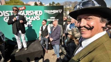 Photo of Así fue The Distinguished Gentleman's Ride 2019 en Buenos Aires