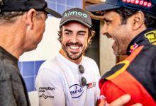 Photo of ¡Es oficial! Fernando Alonso correrá el Dakar 2020