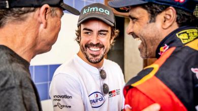 Photo of ¡Es oficial! Fernando Alonso correrá el Dakar 2020