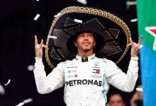 Photo of Lewis Hamilton y una victoria a la mexicana