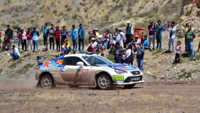 Photo of Rally Caminos del Inca: Triunfo para Luis Alayza en un final para el infarto