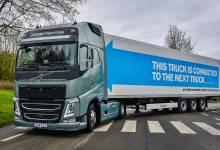 Photo of El Grupo Volvo supera el millón de vehículos conectados