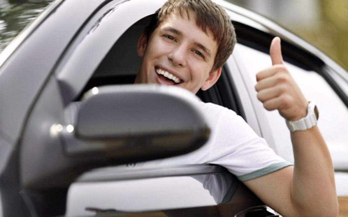 Adolescentes al volante