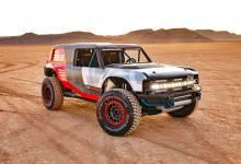 Photo of Ford Bronco R: Un homenaje que anticipa el nuevo SUV del Óvalo