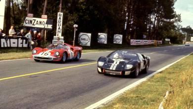 Photo of Ford vs Ferrari: Una guerra que se inició en los escritorios y terminó en la pista