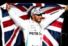 Photo of La consagración de Lewis Hamilton en fotos