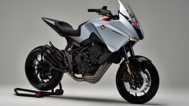 Photo of Honda CB4X Concept: Para divertirse toda la semana