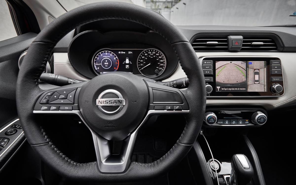 Nuevo Nissan Versa 2020