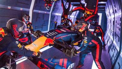 Photo of El Red Bull Racing y un pit stop de otro nivel
